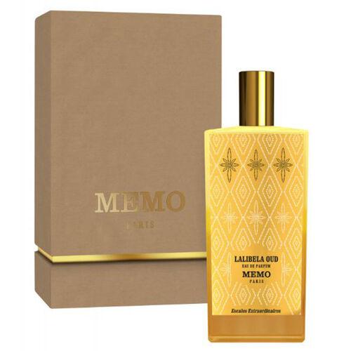 Memo Lalibela Oud Eau de Parfum 75ml