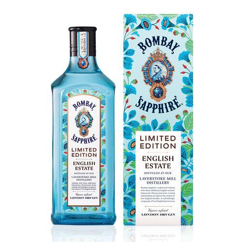 Bombay Sapphire Bombay Sapphire English Estate Gin  1L