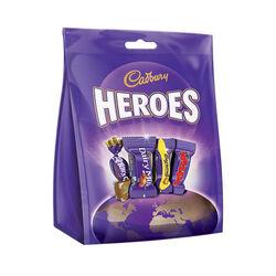 Cadbury Heroes Bag  188g
