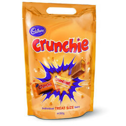 Cadbury Crunchie Chunks Pouch  330g