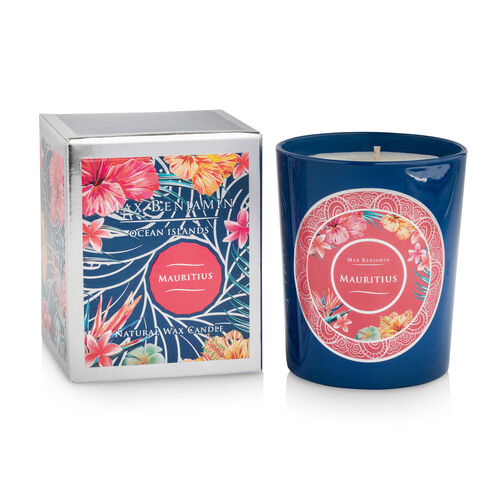 Max Benjamin Mauritius  Luxury Natural Candle Fruity 190G
