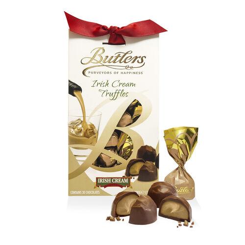 Butlers 300g Irish Cream Chocolate Truffle Twistwraps