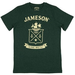 Jameson Crest T Shirt Medium