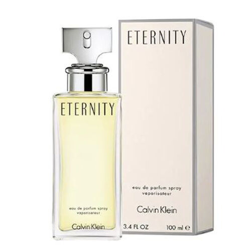 Calvin Klein Eternity Women Eau de Parfum 100ml