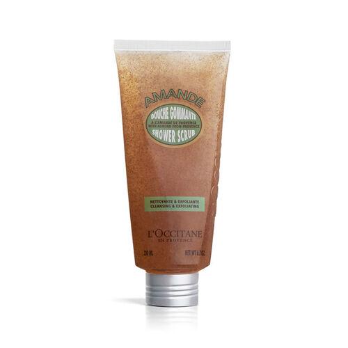 L'Occitane Almond Shower Scrub 200ml