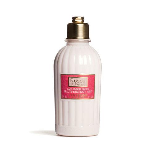 L'Occitane Roses et Reines  Beautifying Body Milk 250ml