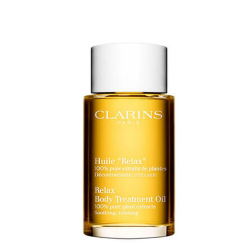 Clarins Body Treatment Oil Soothing Relaxing 100ml