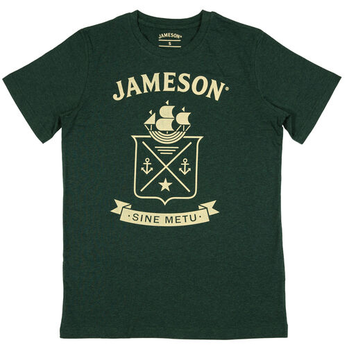 Jameson Crest T Shirt XXL