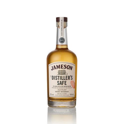 Jameson Irish Whiskey Distiller's Safe 70cl