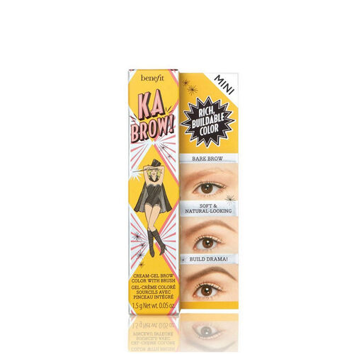 Benefit Ka-BROW!  Mini Eyebrow Cream-gel Color
