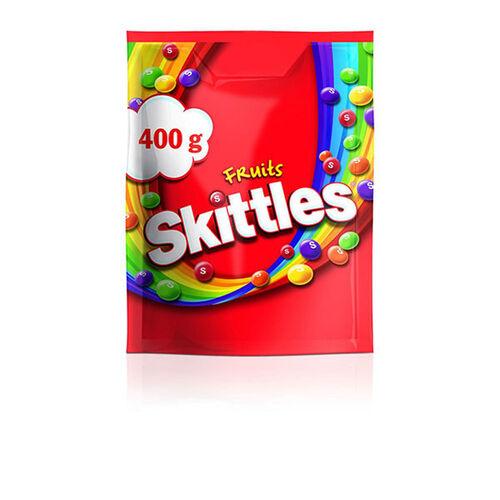 Skittles Fruit Pouch  400g
