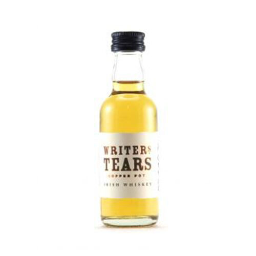 Writers Tears Copper Pot Irish Whiskey  5cl