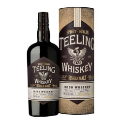 Teeling Whiskey Company Teeling Single Malt Irish Whiskey  70cl