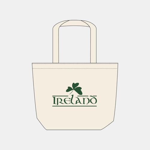 Irish Memories Natural Colour Shopper Bag
