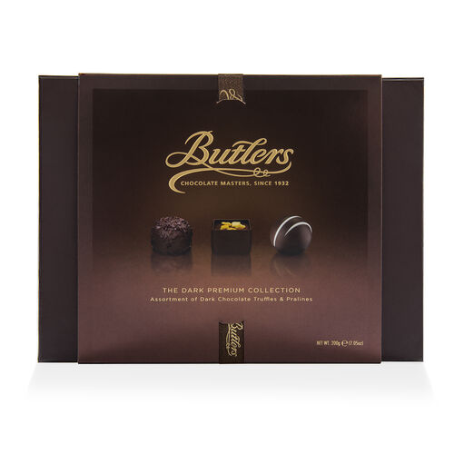 Butlers 200g Dark Chocolate Premium Selection