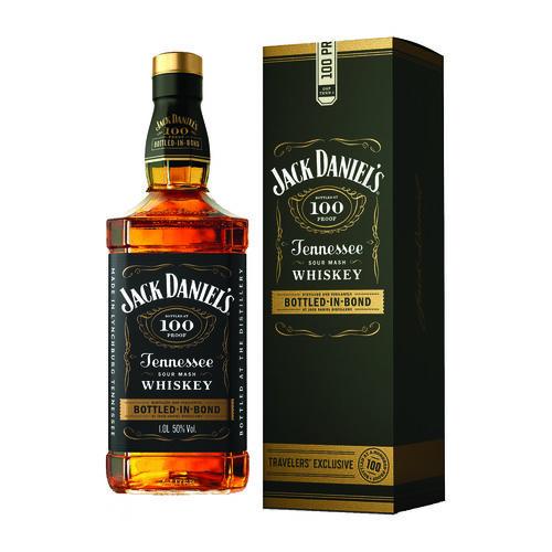 Jack Daniels Bottled In Bond  Whisky 1L