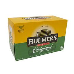 Bulmers Bulmers Cider 8x50cl