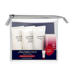 Shiseido Men Travel Essentials Set 95ml