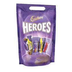Cadbury Heroes Pouch  380g