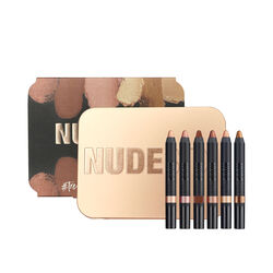 Nudestix Rose Gold Eye 6 Piece Palette