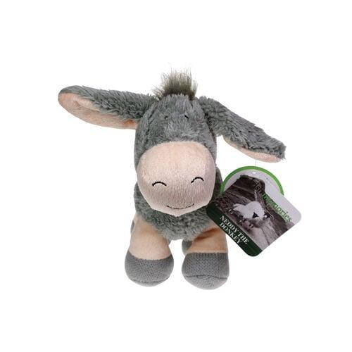Irish Memories Standing Neddy the Donkey Plush 6 inch