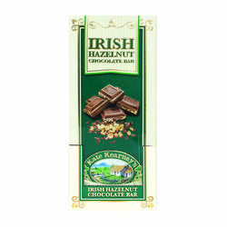 Kate Kearney Irish Hazelnut Chocolate Bar 100g