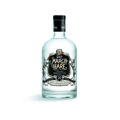 Mad March Mad March Hare Irish Poitin  70cl
