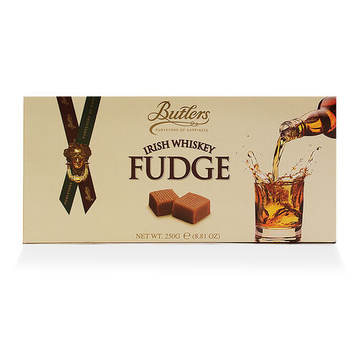 Butlers 250g Irish Whiskey Fudge