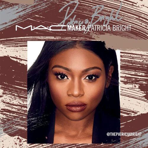 MAC Lipstick Patricia Bright