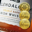 Glendalough Double Barrel Bourbon barrel aged. Sherry Oloroso barrel finished 70CL