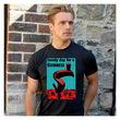 Guinness  Black Vintage Toucan Colour T-Shirt
