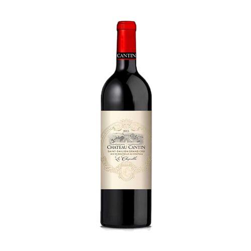 Les Grands Chais De France Château Cantin La Chapelle  Blend Red Wine 75cl