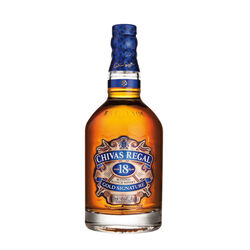 Chivas Scotch Whisky Scotland  18 Yo Blended 70Cl Bottle
