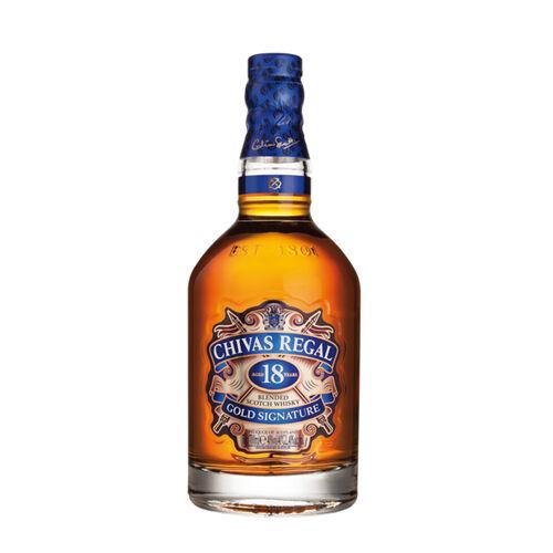 Chivas Scotch Whisky Scotland  18 Yo Blended 70Cl Bottle