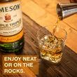 Jameson Triple Triple Irish Whiskey Ireland  1ltr 1L Travel Exclusive