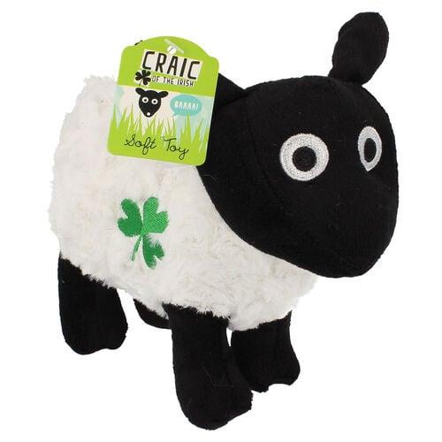 Irish Memories Da Craic Of The Irish Soft Toy Sheep