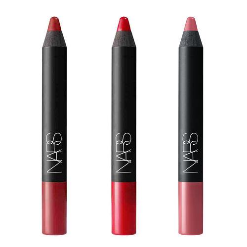 NARS Velvet Matte Lip Pencil Trio Travel Exclusive