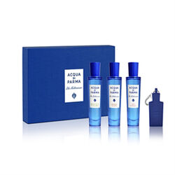 Acqua Di Parma Blu Mediterraneo Collection Travel Exclusive Set Eau de Toilette 3x30 ml
