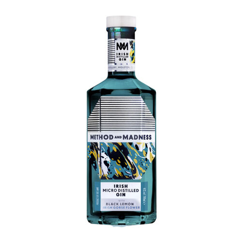 Method & Madness Irish Gin 70cl