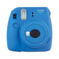 Fuji Instax Mini 9 Plus 10 Shots Ice Blue