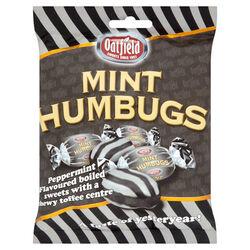 Oatfield Mint Humbugs 170g