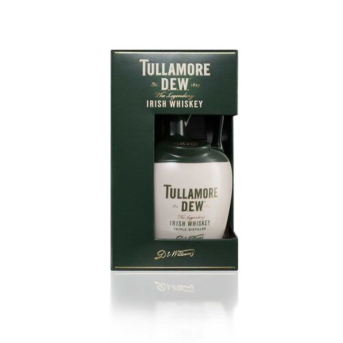Tullamore D.E.W. Irish Whiskey Crock 70cl