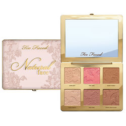 Too Faced Natural Face Palette 23.8G