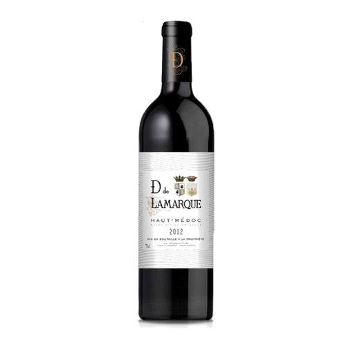 Donjon De Lamarque Haut-Medoc Red Wine 75cl