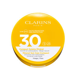 Clarins Mineral Sun Care Compact Spf30 15g