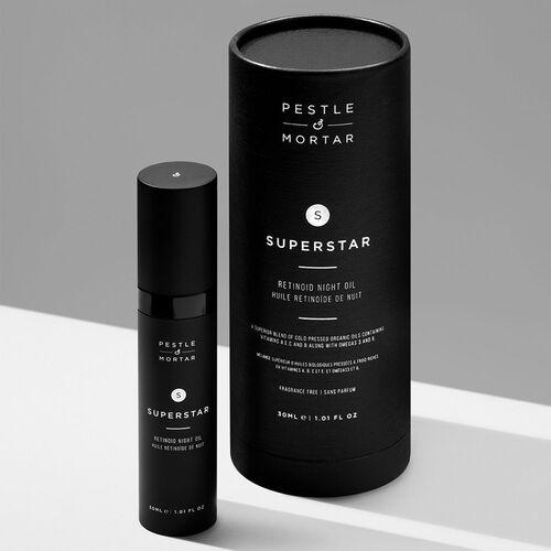 Pestle and Mortar Superstar Night Oil 30ml