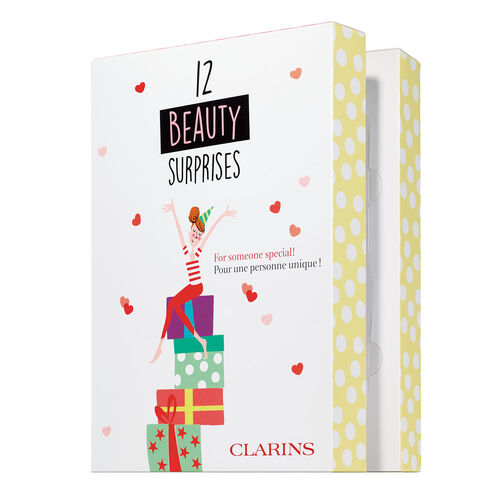 Clarins 12 Beauty Surprises