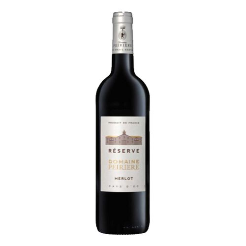 Domaine Peiriere Merlot Red Wine 75cl