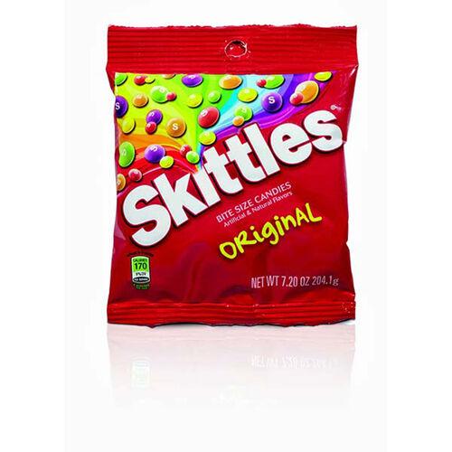 Skittles Fruit Pouch  195g