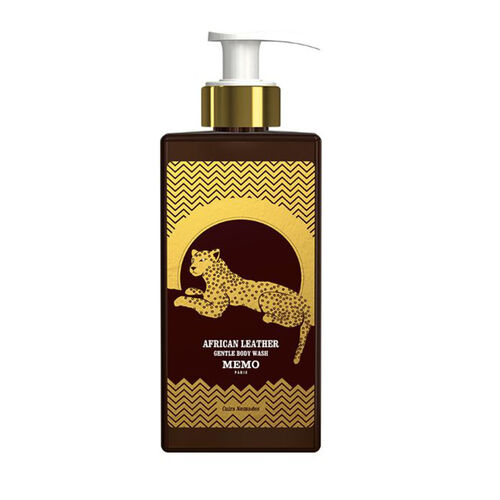 Memo African Leather Gentle Body Wash 250ml